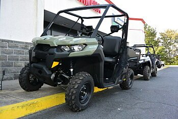 2018 Can-Am Defender for sale 200571712