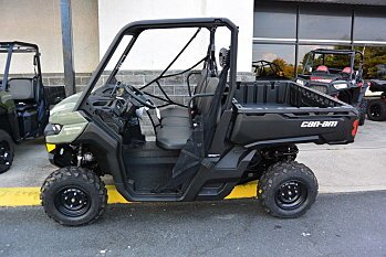 2018 Can-Am Defender for sale 200571721
