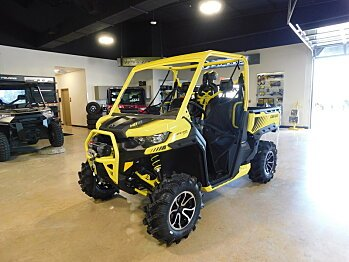 2018 Can-Am Defender X MR HD10 for sale 200572586