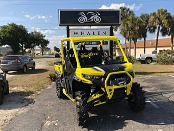 2018 Can-Am Defender X MR HD10 for sale 200576033