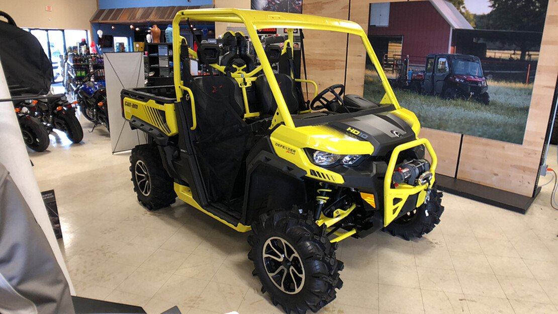 2018 Can-Am Defender X mr HD10 for sale 200580290