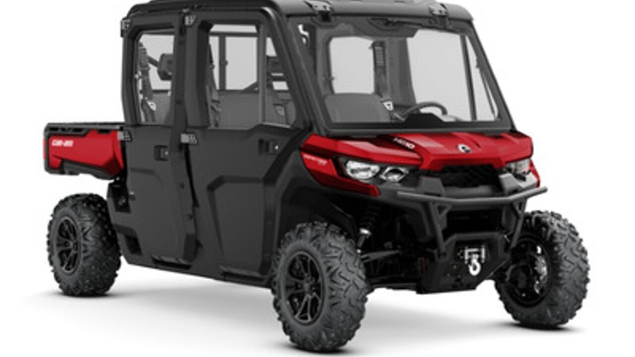 2018 Can-Am Defender Max for sale 200580966