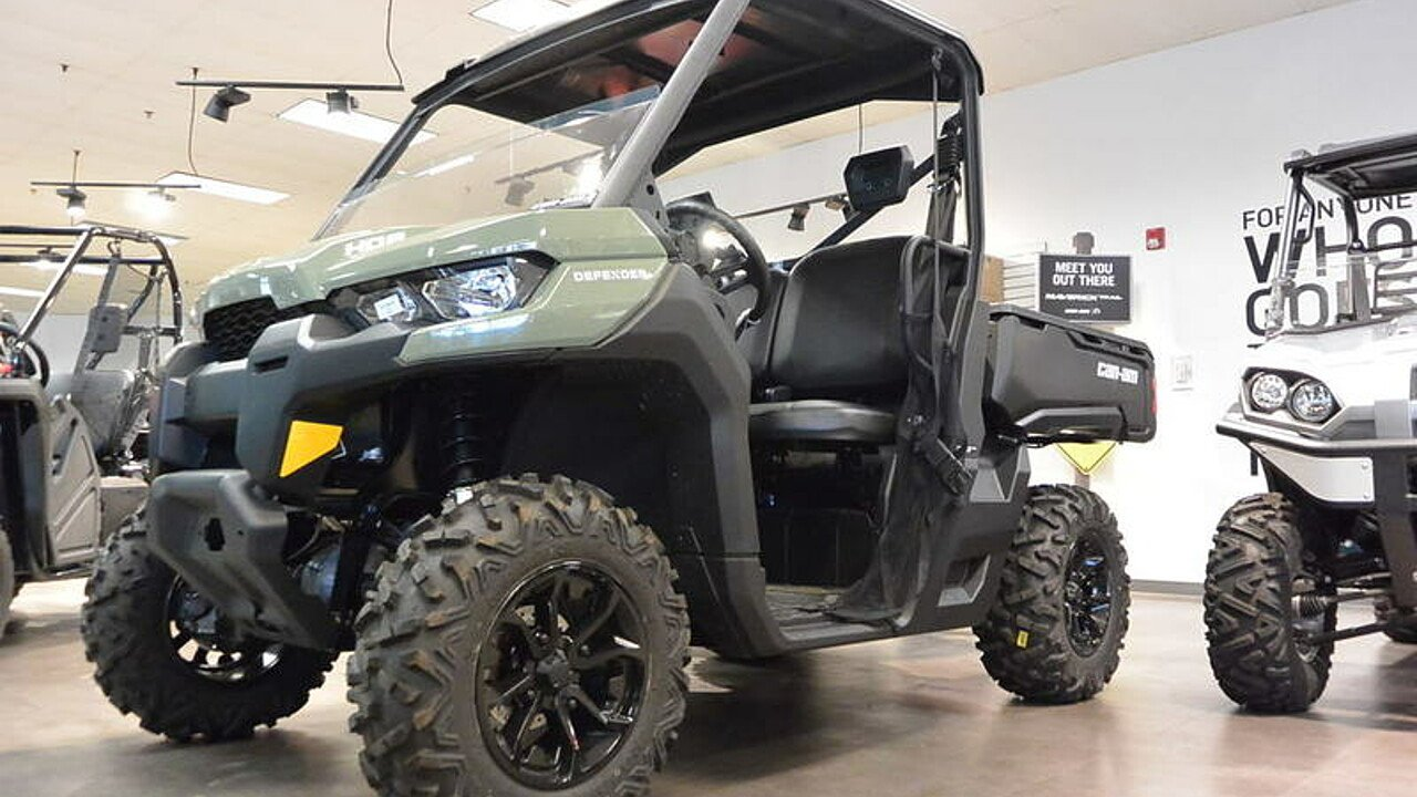 2018 Can-Am Defender for sale 200585292