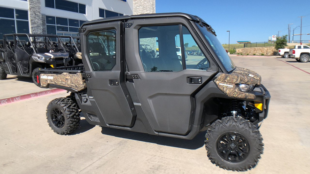 2018 Can-Am Defender Max for sale 200587888