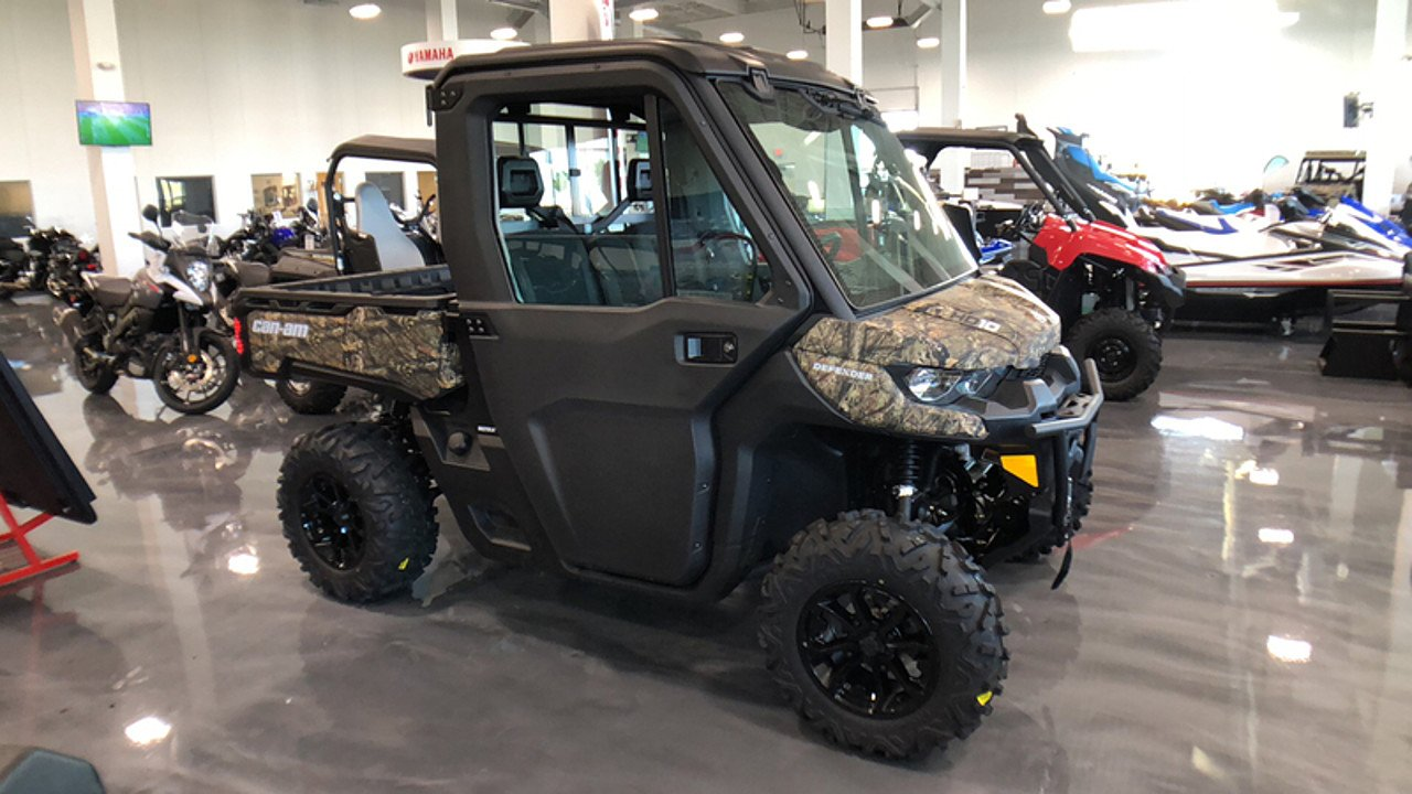 2018 Can-Am Defender for sale 200587897