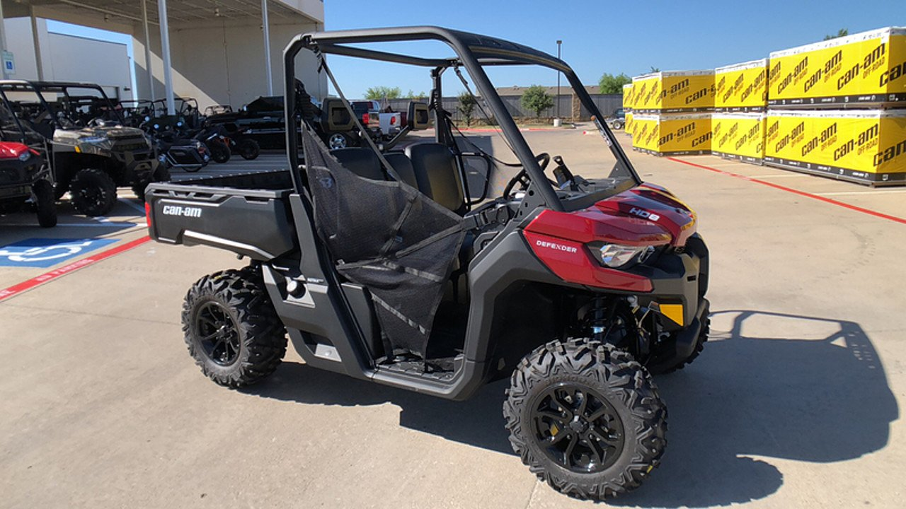 2018 Can-Am Defender for sale 200587898