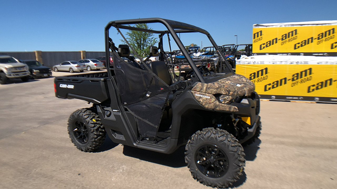 2018 Can-Am Defender for sale 200587899