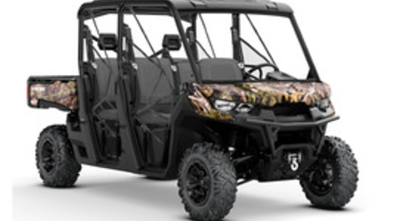 2018 Can-Am Defender for sale 200587903