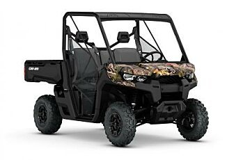 2018 Can-Am Defender for sale 200600357