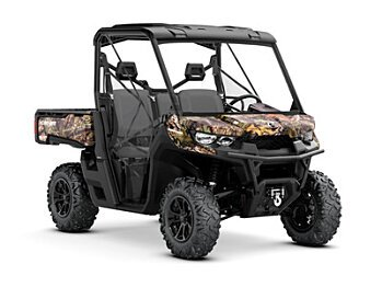 2018 Can-Am Defender XT HD8 for sale 200607012