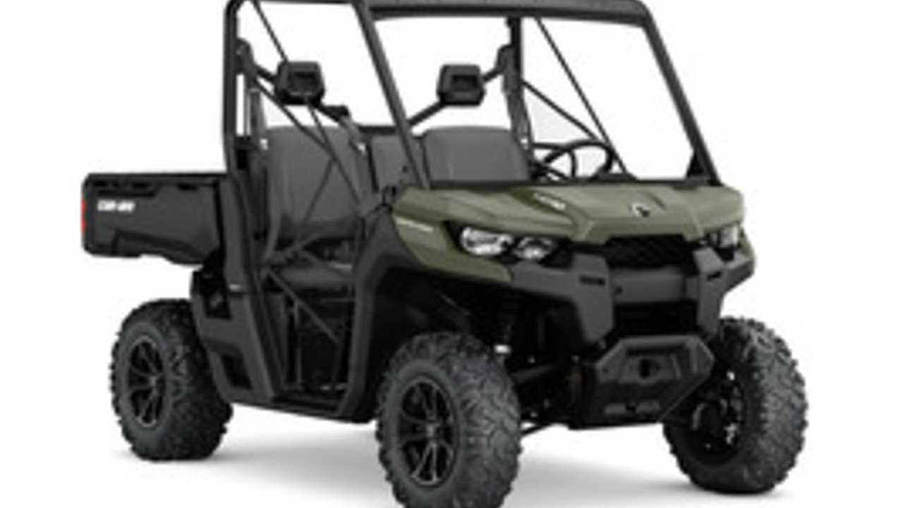 2018 Can-Am Defender for sale 200609251