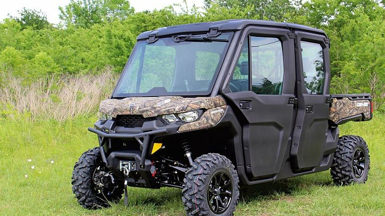 2018 Can-Am Defender Max for sale 200621707