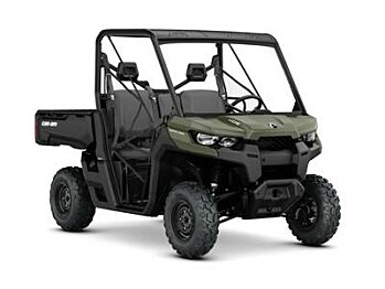 2018 Can-Am Defender for sale 200661468