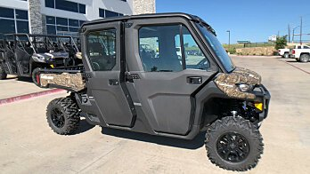 2018 Can-Am Defender Max for sale 200678479