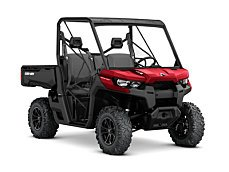 2018 Can-Am Defender for sale 200472985