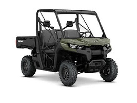 2018 Can-Am Defender for sale 200478484