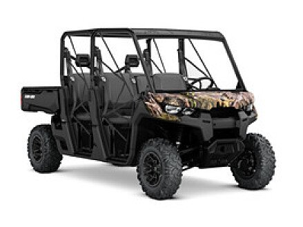2018 Can-Am Defender for sale 200478487