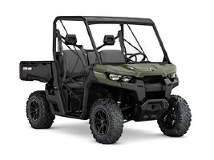 2018 Can-Am Defender for sale 200478490