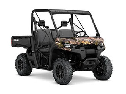 2018 Can-Am Defender for sale 200478491