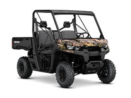 2018 Can-Am Defender for sale 200478521