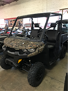 2018 Can-Am Defender for sale 200479837