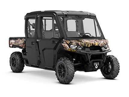 2018 Can-Am Defender for sale 200490071