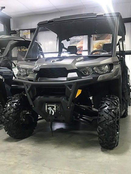 2018 Can-Am Defender for sale 200490622