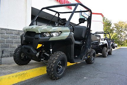 2018 Can-Am Defender for sale 200494717