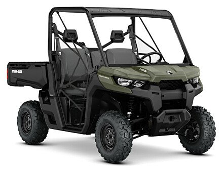 2018 Can-Am Defender for sale 200497497