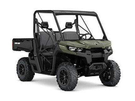 2018 Can-Am Defender for sale 200502113