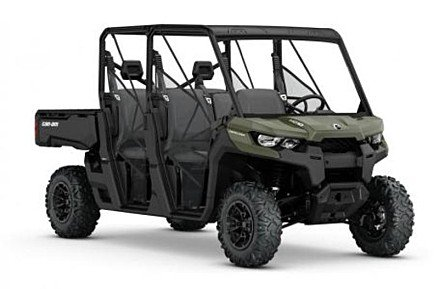 2018 Can-Am Defender for sale 200502119