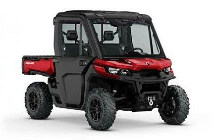 2018 Can-Am Defender for sale 200502128
