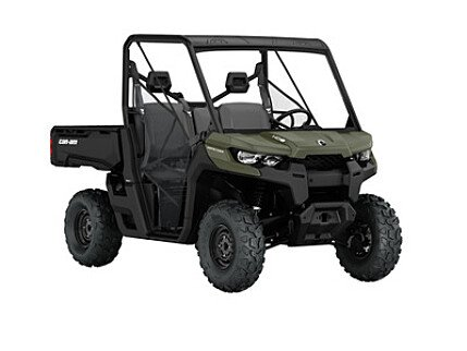 2018 Can-Am Defender for sale 200502135