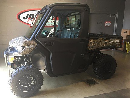 2018 Can-Am Defender for sale 200600150