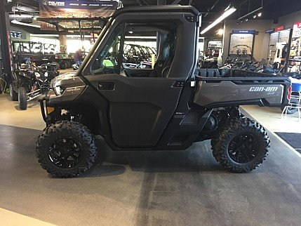 2018 Can-Am Defender for sale 200600298