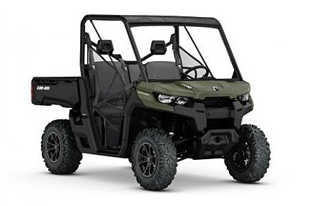 2018 Can-Am Defender for sale 200624249