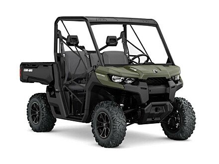 2018 Can-Am Defender for sale 200647622