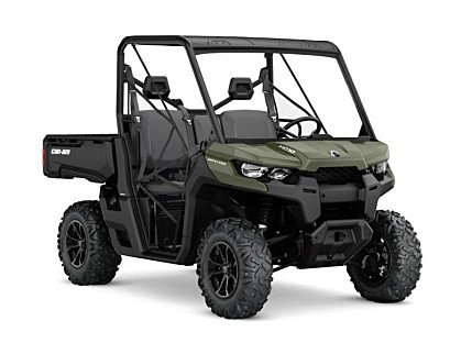 2018 Can-Am Defender for sale 200647660