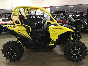 2018 Can-Am Maverick 1000R for sale 200501670