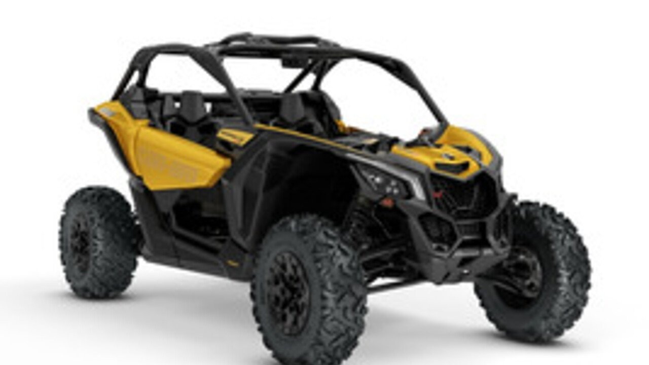2018 Can-Am Maverick 1000R for sale 200502195