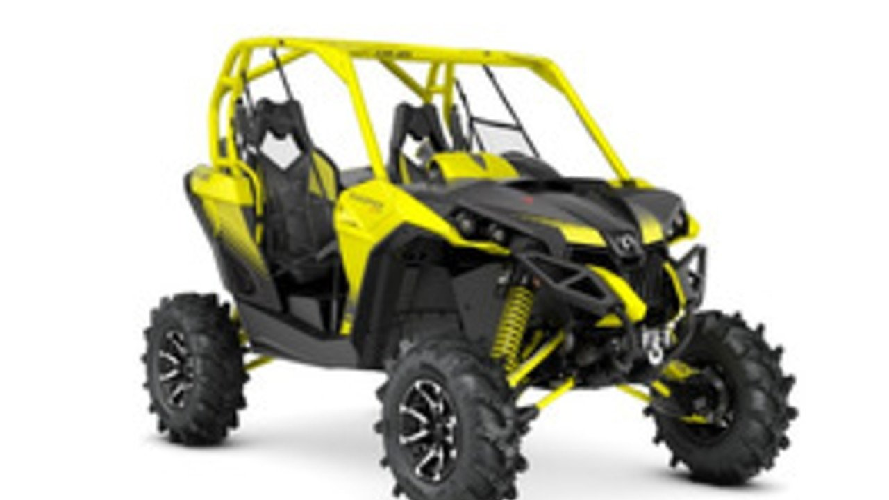 2018 Can-Am Maverick 1000R for sale 200532676
