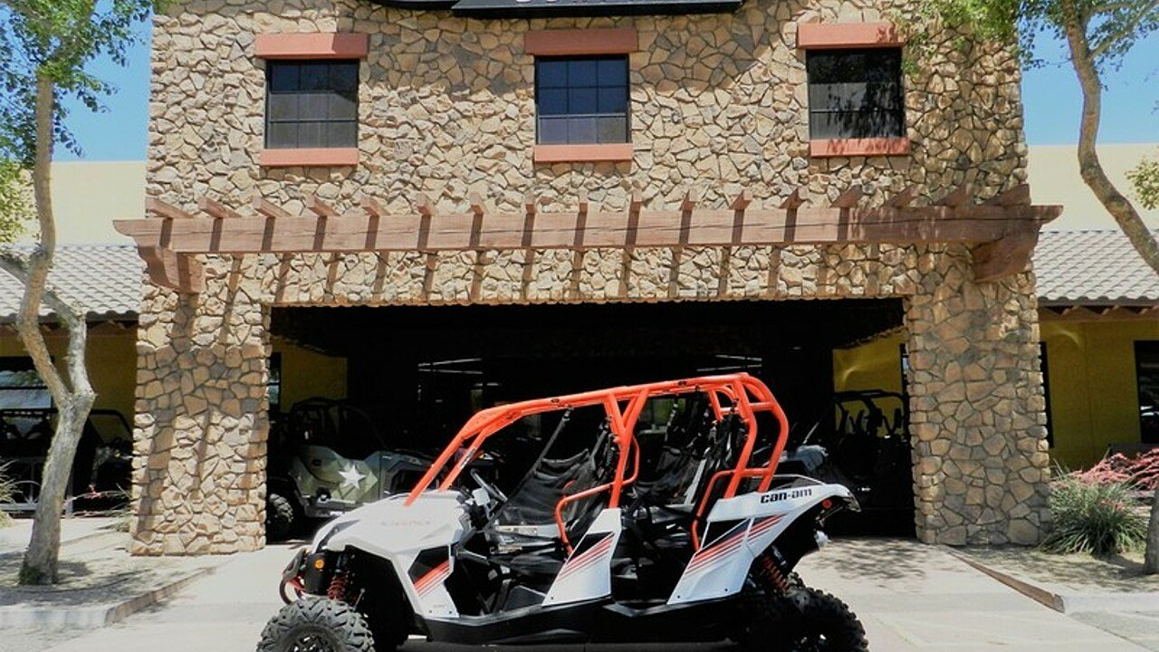 2018 Can-Am Maverick 1000R DPS for sale 200570732