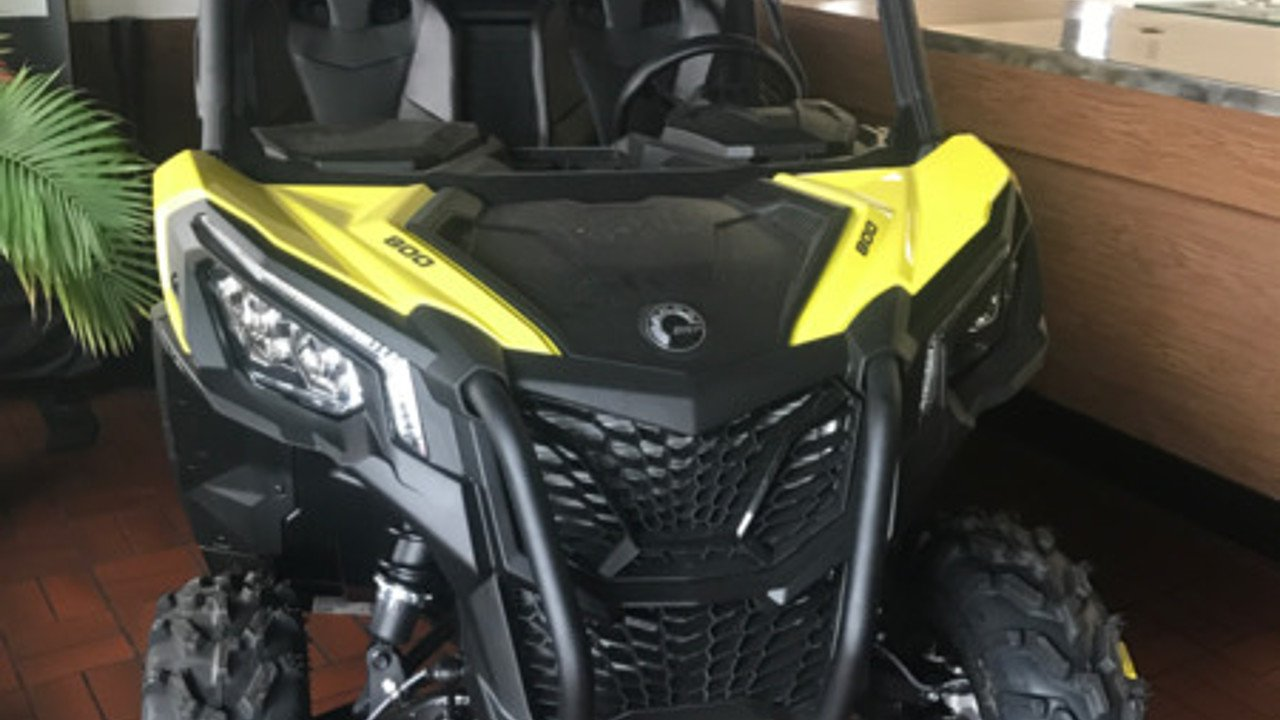 2018 Can-Am Maverick 800 for sale 200523832