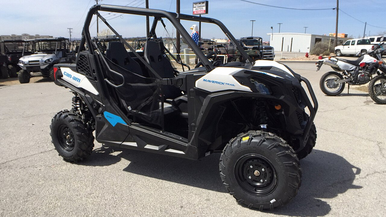 2018 Can-Am Maverick 800 for sale 200544287