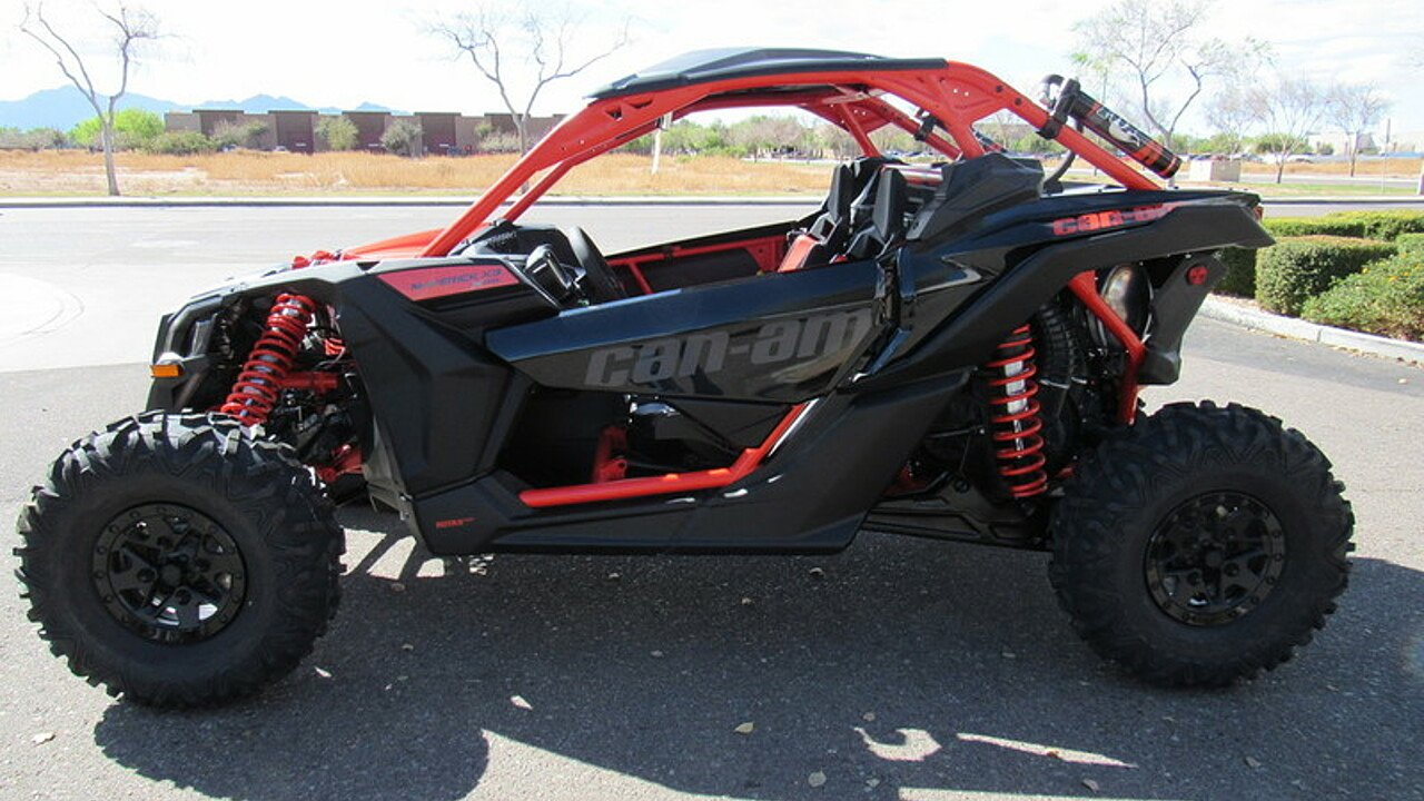 2018 Can-Am Maverick 900 for sale 200582585