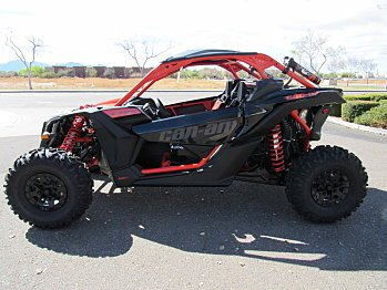 2018 Can-Am Maverick 900 X3 X rs Turbo R for sale 200586936