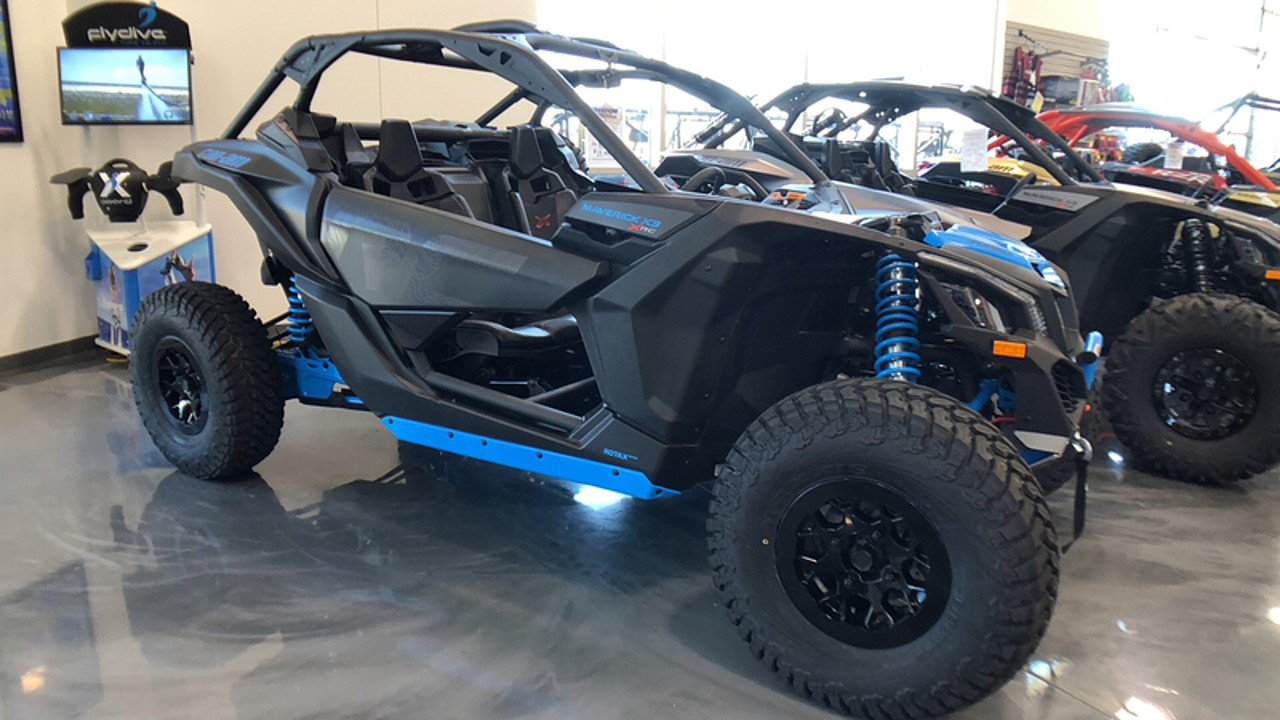 2018 Can-Am Maverick 900 X3 X rc Turbo for sale 200587910