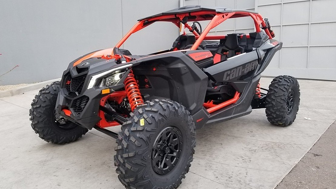 2018 Can-Am Maverick 900 X3 X rs Turbo R for sale 200599356