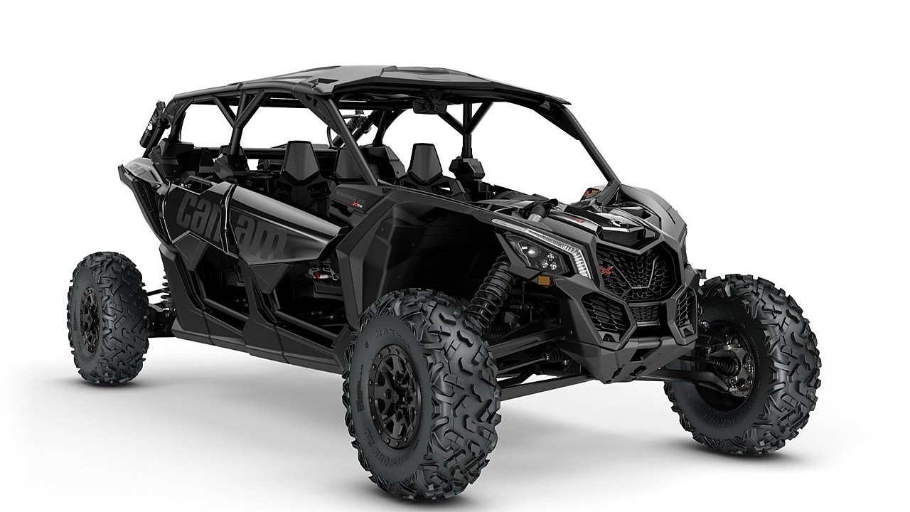 2018 Can-Am Maverick MAX 1000R for sale 200467145