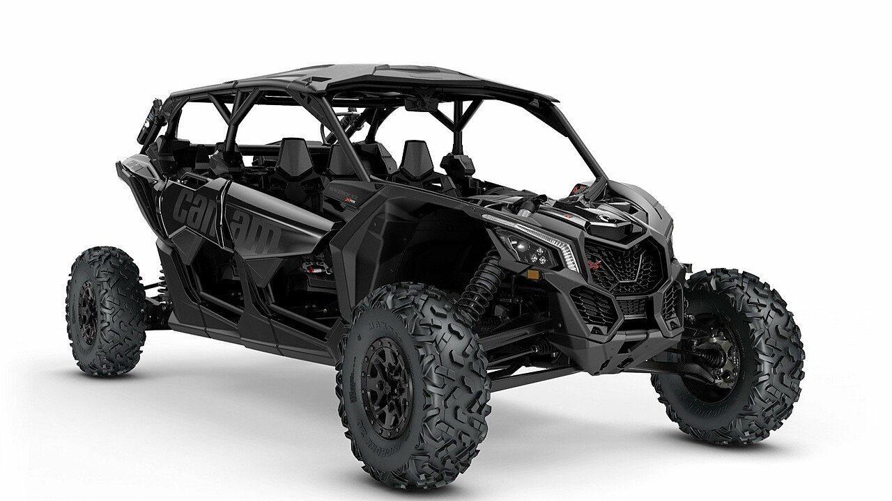 2018 Can-Am Maverick MAX 1000R for sale 200467146